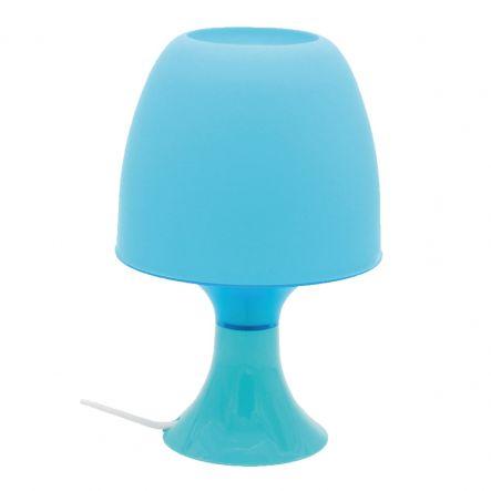 Lampada Da Tavolo Guacamole Blu H24 Led2 5w