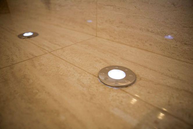 Faretto Incasso Salice Led 1 2w D 7cm Ip66